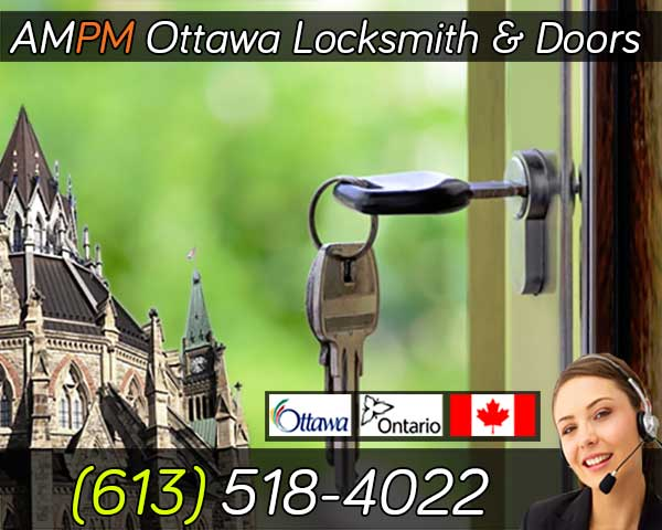 About AMPM Ottawa Locksmith