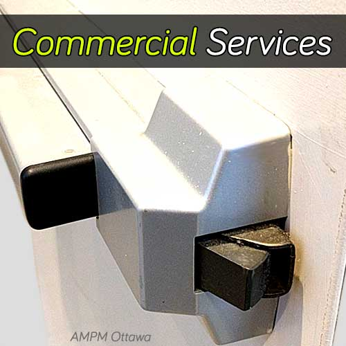 Commercial Locksmith Services In Ottawa, Ontario