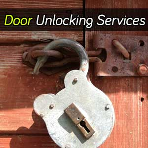 Door Unlocking Services. 24/7 Car And House Lockout