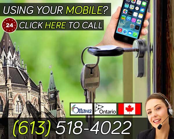 Mobile Phone Click To Call - AMPM Ottawa Locksmith & Doors