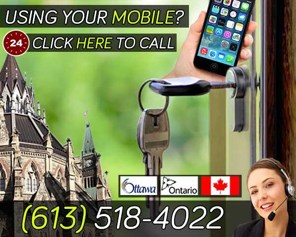 Mobile Phone Click To Call - AMPM Ottawa Locksmith & Doors