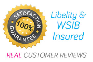 Our Company Is Licensed And Fully Insured