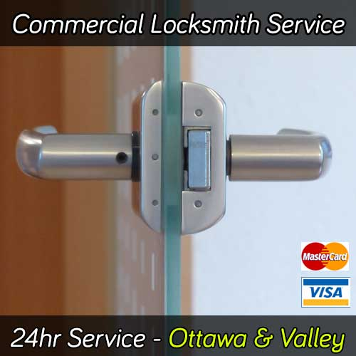 Commercial Locksmith Service In Ottawa Ontario
