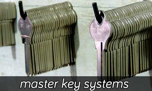 Master Key System Replacement Services