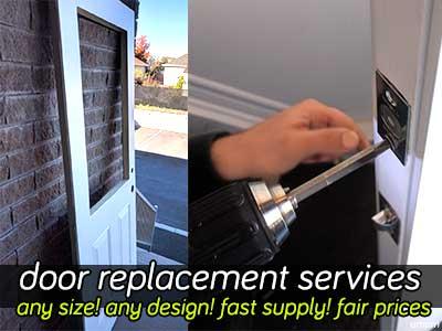 Door replacement project